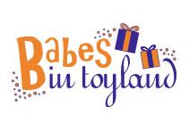 Babes In Toyland Brand Identity