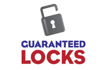Guaranteed Locks Brand Identity