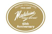 Madelaine Chocolate 60th Anniversary Brand Identity