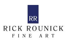 Rick Rounick Find Art Brand Identity