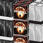 Pitbull CD Release Display